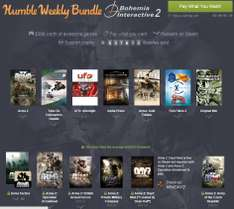 Zestaw gier od 38 groszy (m.in: Arma: Gold Edition, Arma 2, Alpha Prime) @ Humble Weekly Bundle