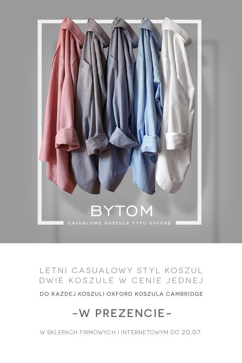 Dwie koszule w cenie jednej @ Bytom