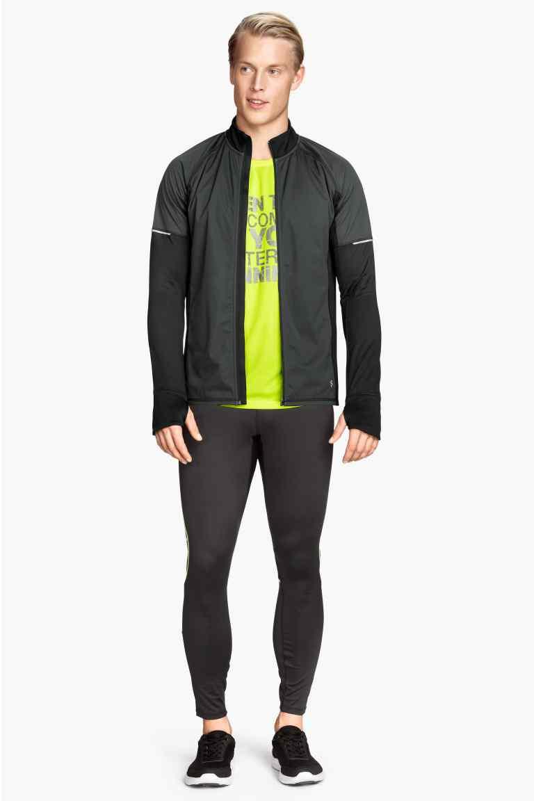 Spodnie męskie go biegania (leginsy) za 14,93zł (przecena ze 129zł!) @ H&M