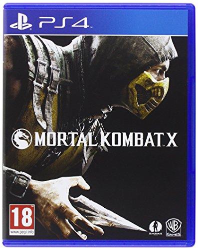 Mortal Kombat X (Playstation 4 oraz Xbox One) za 140zł @ Amazon.it