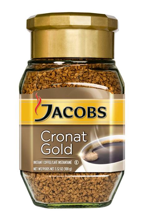 Kawa rozpuszczalna Jacobs Cronat Gold, 200 g