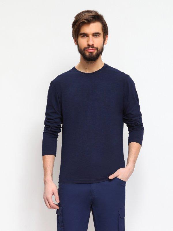 Męski t-shirt z długim rękawem za 16zł @ Top Secret