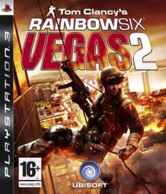 Tom Clancys Rainbow Six Vegas 2 (Playstation 3) za 14zł @ Ultima