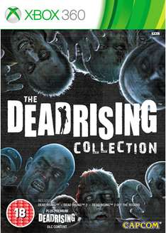 Dead Rising Collection (Xbox 360) za ok. 86zł @ Base
