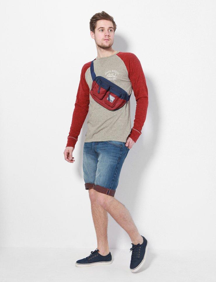 Bawełniana męska bluzka taniej o 60zł @ Diverse