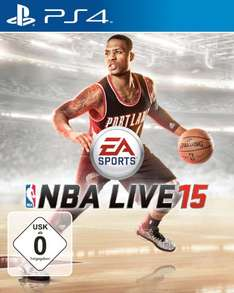 NBA Live 15 za ok. 80zł (PS4) @ Amazon.de