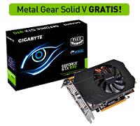 Karta graficzna Gigabyte GTX 970 4GB + myszka + gra GRATIS