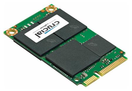 Crucial SSD - 128GB 1,8'' mSATA SSD M550 za 189zł @ X-kom