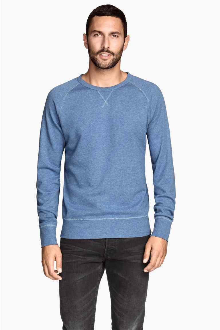 Męska bluza za 27zł + darmowa dostawa @ H&M
