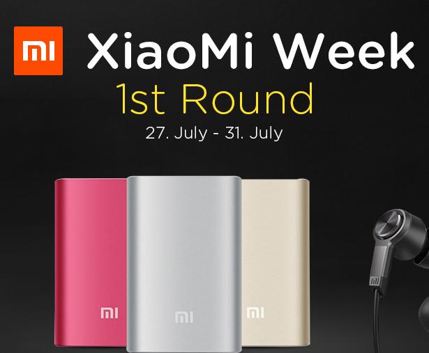 Tydzień XiaoMi na Banggood.com