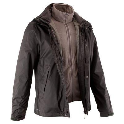 Męska kurtka 3 w 1 za 100zł (50% taniej) @ Decathlon