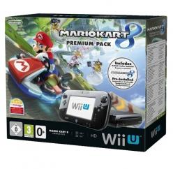 Wii U Premium (32 GB) + Mario Kart 8