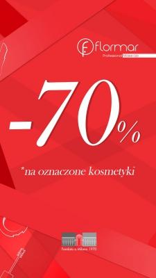 -70% na wybrane kosmetyki @ Flormar