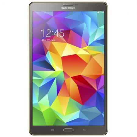 tablet Samsung GALAXY Tab S 8.4 Wi-Fi brązowy/biały za 799zł z wysyłką @ Redcoon