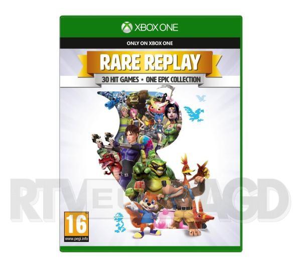 Rare Replay - zestaw 30 kultowych gier min. Viva Piniata, Conker, Banjo Kazooie, Perfect Dark i inne (Xbox One) za 79zł @ Euro