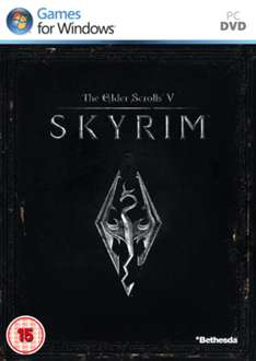 The Elder Scrolls V Skyrim na PC za 13 zł @ Game.co.uk