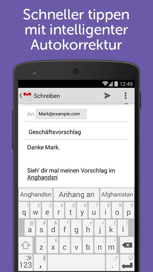 [Google Play] Klawiatura SwiftKey za 0 zł zamiast 16 zł!