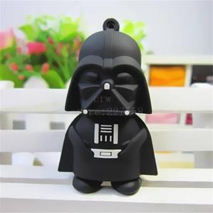 Pendrive 16 GB Darth Vader Star Wars (darmowa dostawa) @ Cwanylis