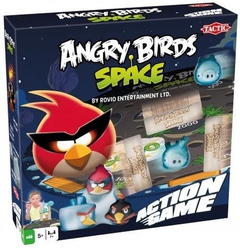 Gra zręcznościowa Angry Birds Space Table Action taniej prawie o połowę @ Ravelo