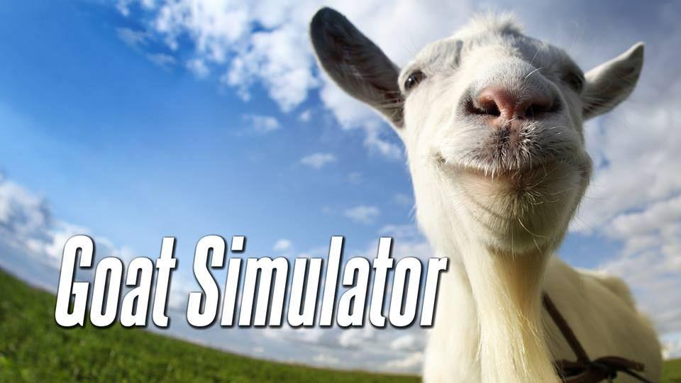Goat Simulator (Symulator Kozy) na iOS (iPhone, iPad, iPod) ZA DARMO @ IGN