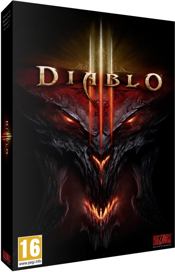 Diablo 3 Pudełko PC za 64 zł z darmową wysyłką @ CDP.pl