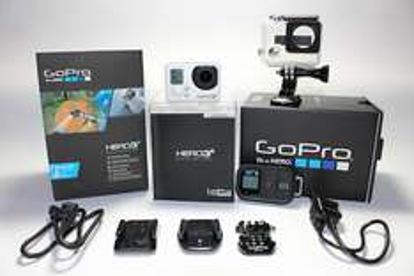 Kamera sportowa GoPro Hero3+ Black Edition za 1131zł @ GoPro