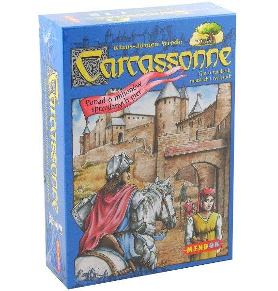 gra planszowa Carcassonne za 60,99zł @ Empik