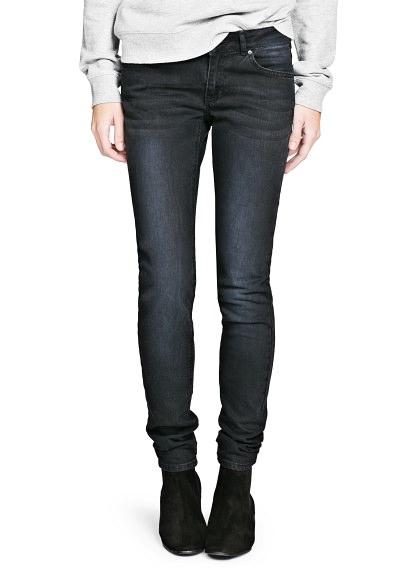 Damskie dżinsy slim w trzech kolorach za 19zł (przecena ze 119zł) @ Mangooutlet