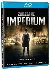 Serial Zakazane Imperium, Sezon 1 (5 płyt Blu-Ray) za 66,99zł @ Merlin