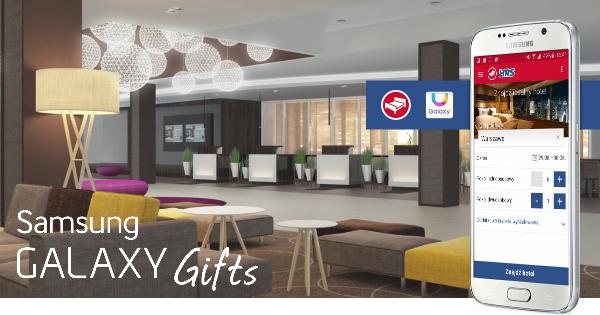 Darmowa noc w hotelu dla posiadaczy Samsunga S6 @ HRS