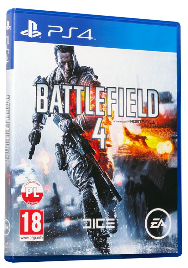 Battlefield 4 PL (Playstation 4) za 74,99zł z darmową dostawą @ CDP