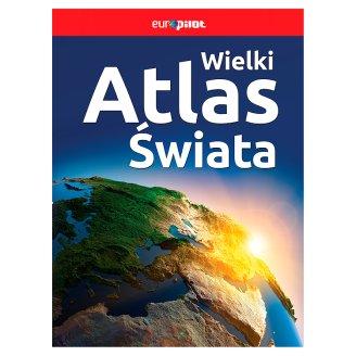 Wielki Atlas Świata 50% taniej @ Tesco