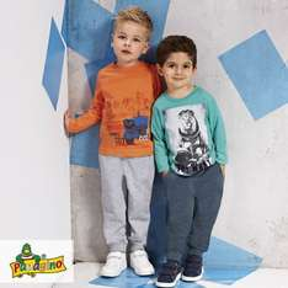 Dziecięce spodnie dresowe 2 szt. w cenie 24,99zł @ Aldi