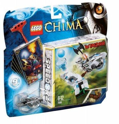 Lodowa wieża z serii Lego Legends of Chima taniej o połowę  @ Merlin