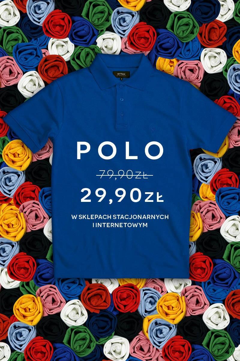 Koszulki POLO za 29,90zł @ Bytom