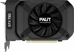 Karta graficzna Palit GTX750 Ti StormX 1GB GDDR5 za 455 zł @ Morele.net