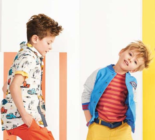 Rabat -20% na kolekcję dziecięcą @ Marks&Spencer