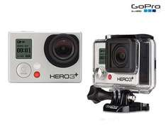 Kamera GoPro Hero3+ Silver Edition HD za 1044,95 zł @ iBood