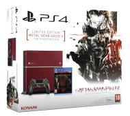 Limitowana edycja Playstation 4 Metal Gear Solid V: The Phantom Pain + gra za 1749zł @ Euro