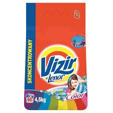 Proszek do prania Vizir 4,5kg za 29,99zł @ Tesco