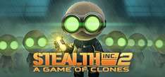 Stealth Inc 2: A Game of Clones: Humble Deluxe Edition ZA DARMO! (Steam)