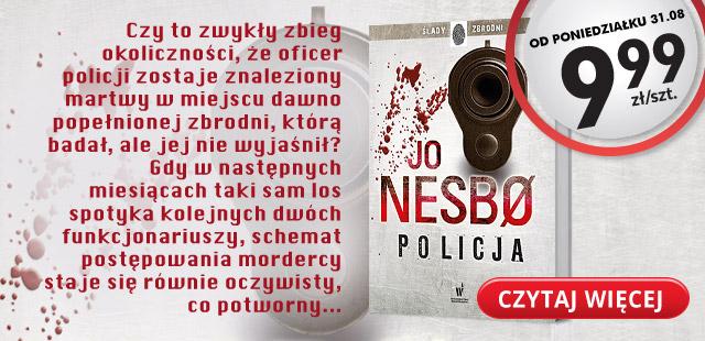 Wydania kieszonkowe po 9,99zł (Jo Nesbo, Stieg Larsson, K.Bonda i in) @ Biedronka