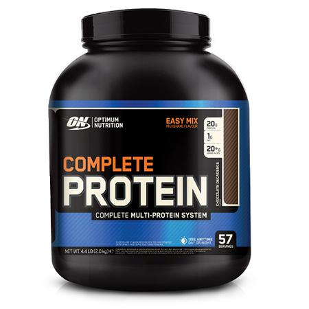 Optimum Nutriction Complete Protein 2kg (białko o smaku waniliowym) 70zł taniej @ Allegro