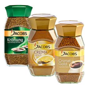 Kawa Jacobs (różne rodzaje) 200g za 17,99zł @ Tesco