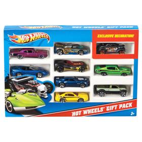 Auta Hot Wheels 9szt. za 39,99zł (-50%) @ Tesco