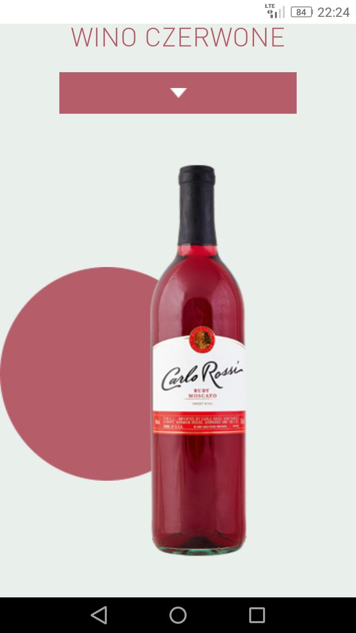 7edd9396a2ae6 Wino Carlo Rossi w Biedronce - Pepper.pl