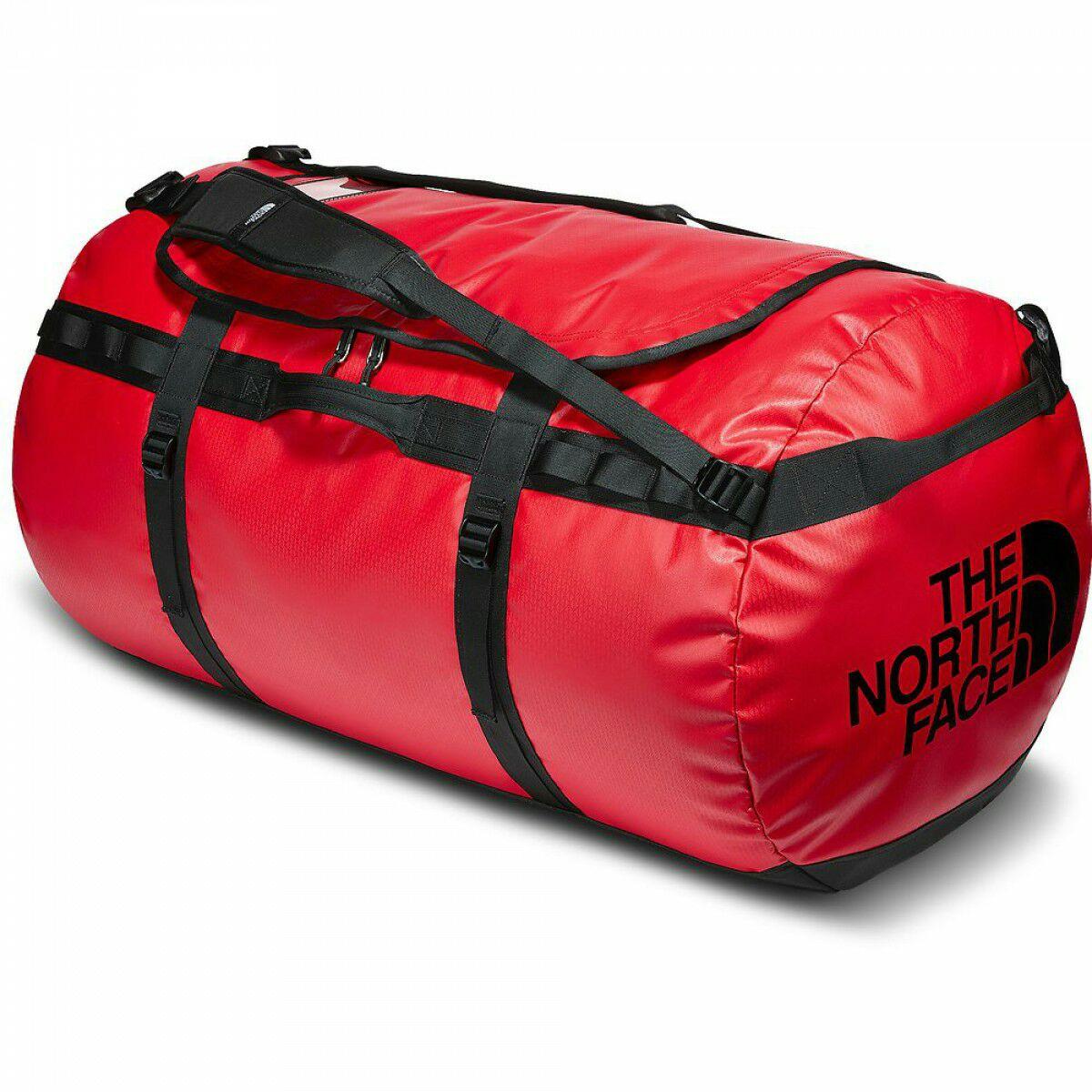 3e62defd32ef1 The North Face bardzo wytrzymała torba podróżna BASE CAMP rozmiar M (69  litrów)
