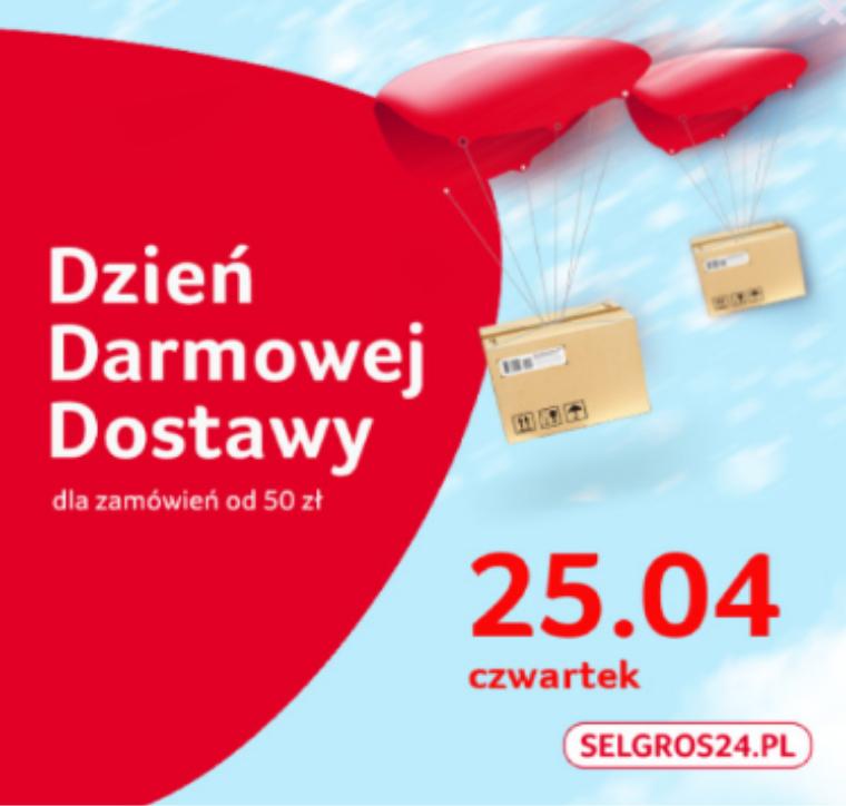f2c1907f98 Darmowa dostawa Selgros - MWZ 50zł - Pepper.pl