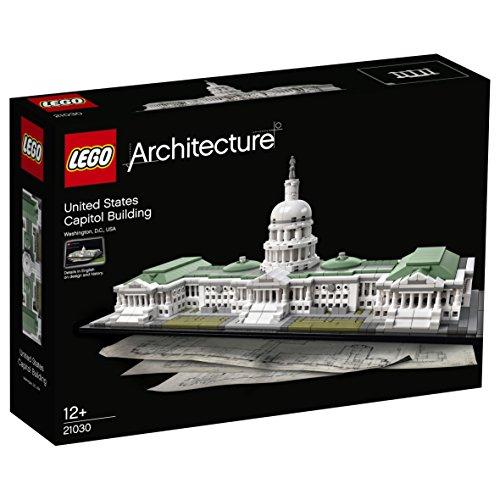 Klocki Lego Architecture 21030 Kapitol Usa Amazonde Pepperpl