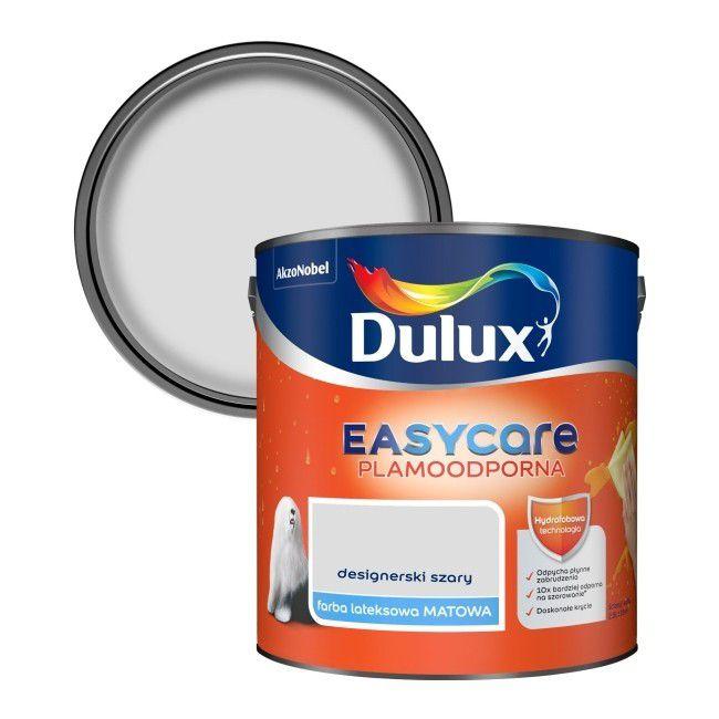 Castorama 20zł Za Każde 5l Dulux Easycare Pepperpl